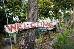 ELF Welcome Sign