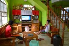Boys' House Sala (Living Room)