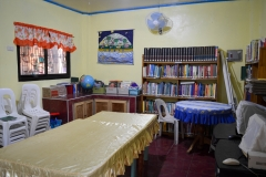 Resource Room and Library