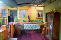 Girls' House Terrace